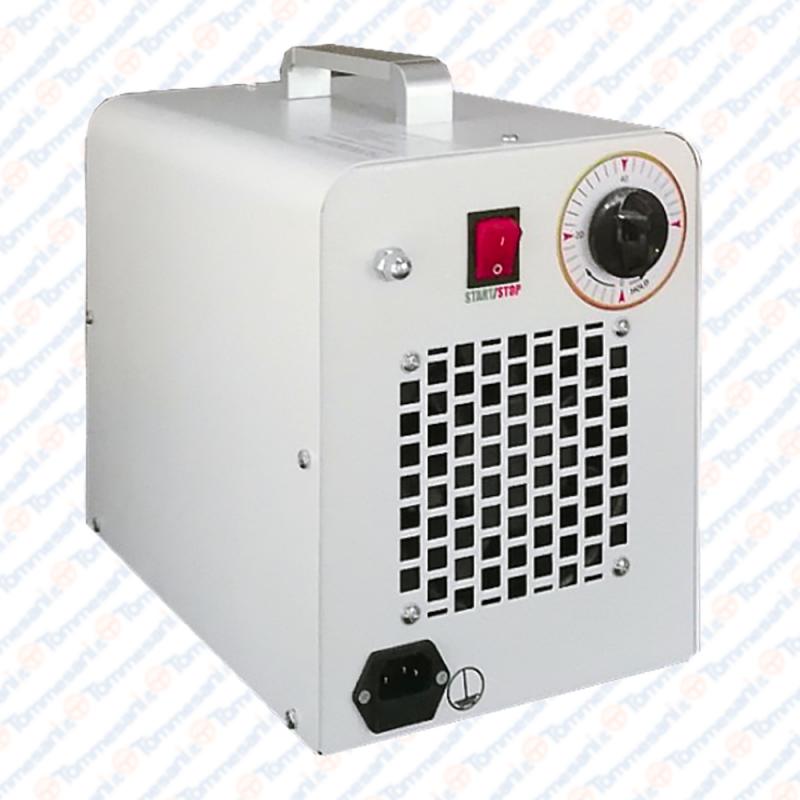 Generatore di Ozono Multifunzione 10/12 g/h (aria) con UV + Ioni e