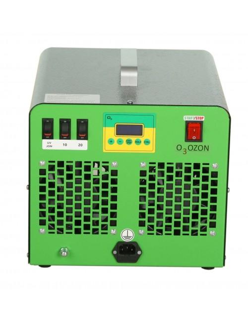 Generatore di Ozono Multifunzione 20 g/h (aria) con UV + Ioni e