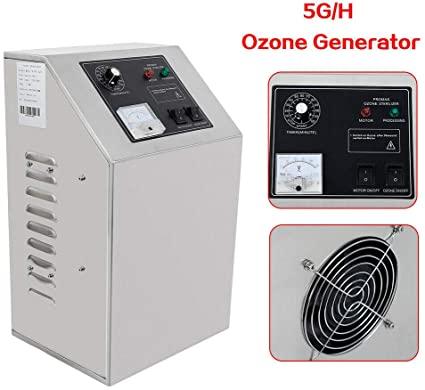 Generatore di ozono professionale 5G/H, per il trattamento dell