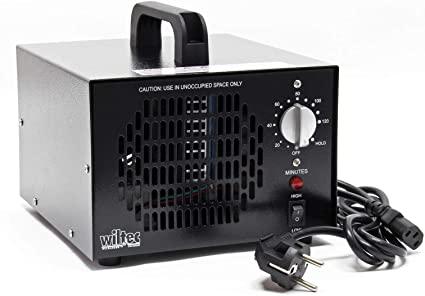 Generatore di ozono professionale con timer 10.000mg/h