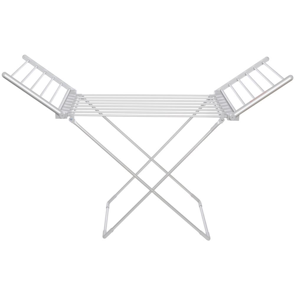 KASANOVA - Stendibiancheria Elettrico Riscaldante In Alluminio E