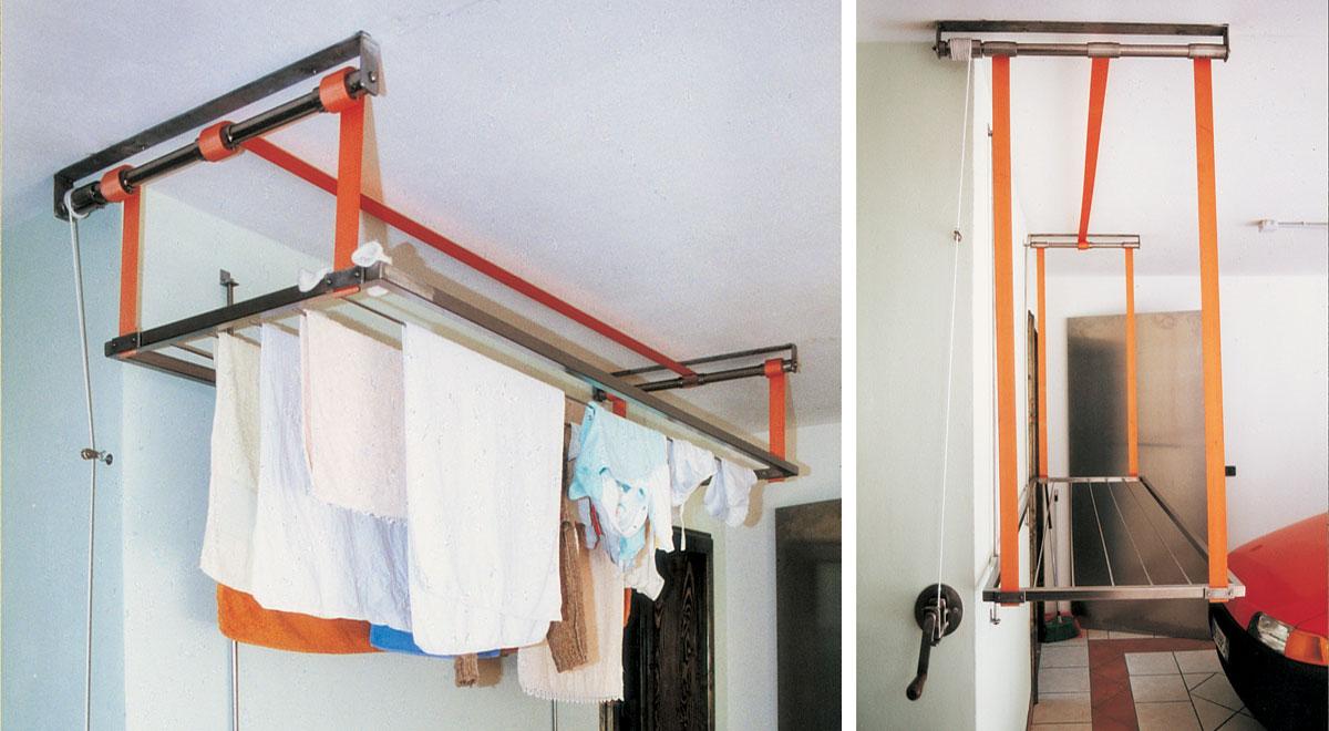 Stendino verticale da soffitto   Come costruirlo fai da te in acciaio