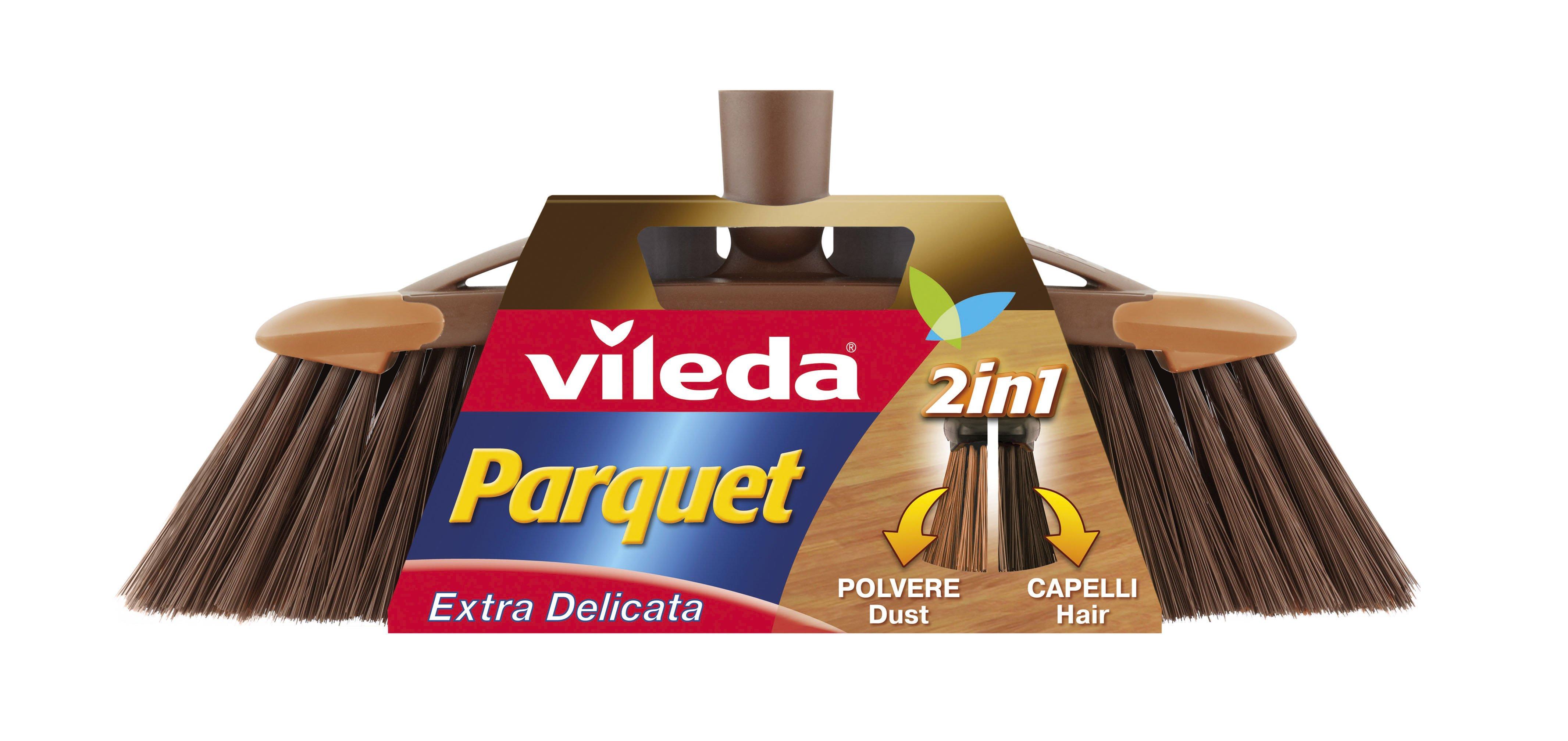 Vileda scopa parquet - SCOPE - ACCESSORI PER LA PULIZIA VILEDA