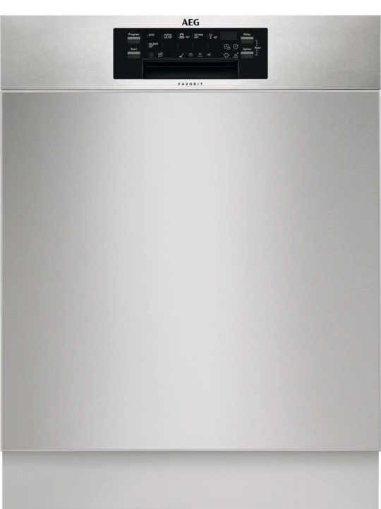 Aeg FUE62700PM Proclean® Partial integrated dishwasher 60 cm