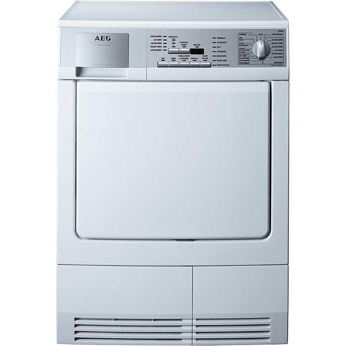 AEG Lavatherm 59800 Sensydry - Dryer