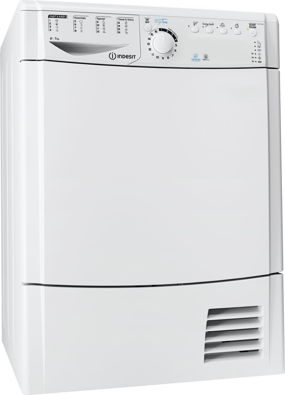 Asciugatrice Indesit 7 Kg pompa di calore classe A+ - EDPA 745 A1