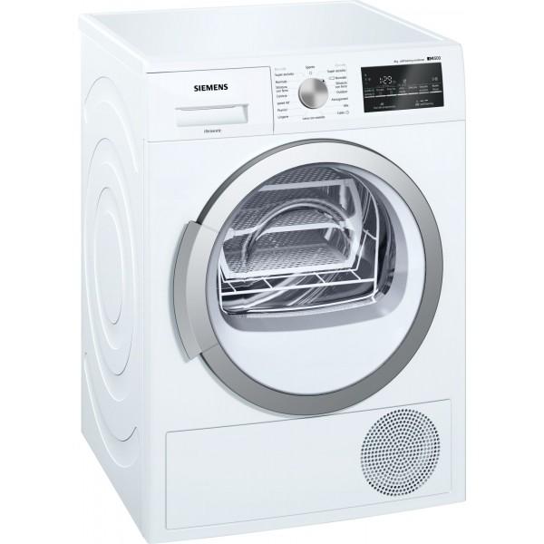 Asciugatrici Pompa di calore Siemens WT47W458IT - Asciugatrici