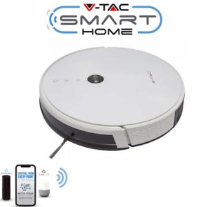 Aspirapolvere robot 1800PA Spazzare Lavapavimenti Smart Home