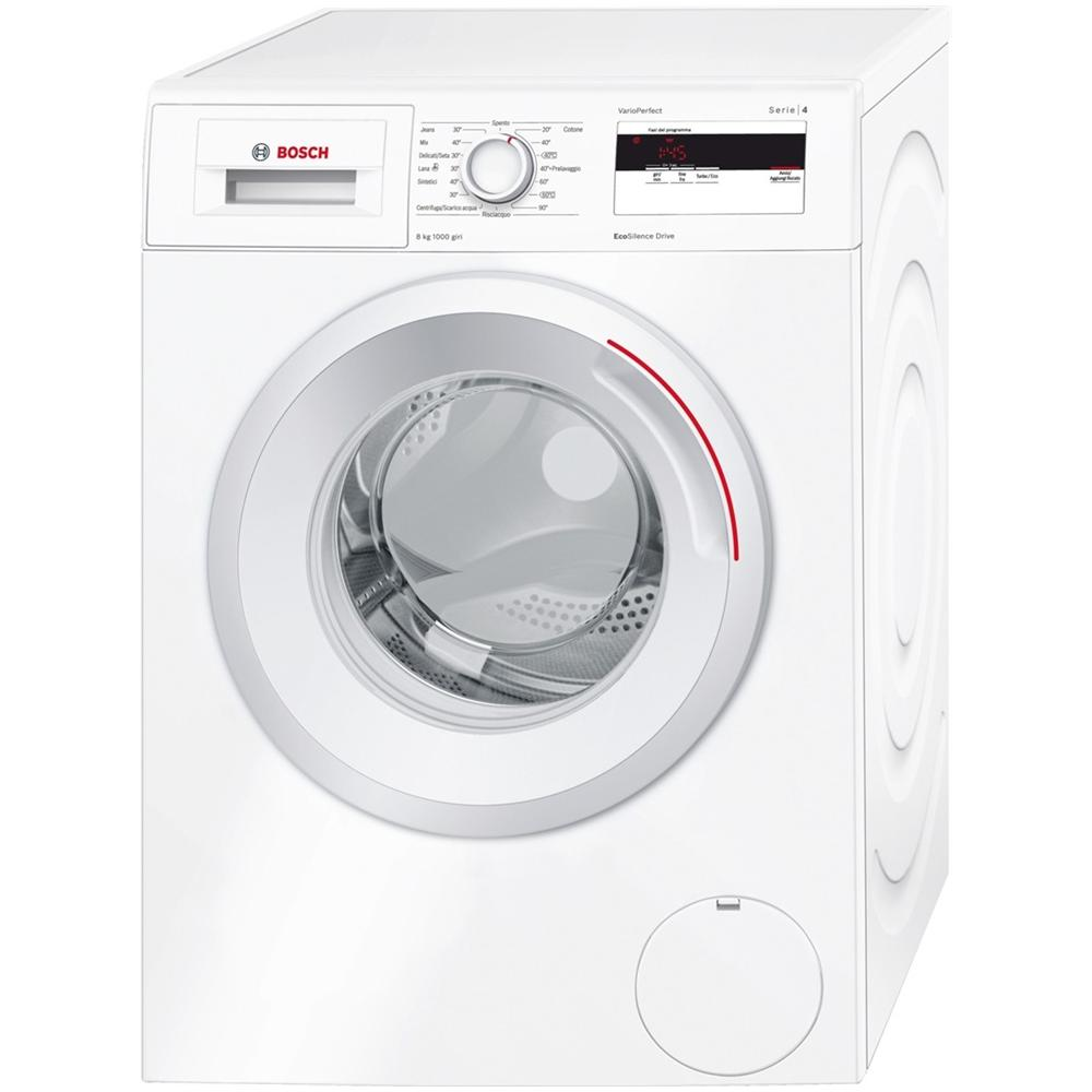 BOSCH - Lavatrice Standard WAN20068IT Eco Silence Drive 8 Kg