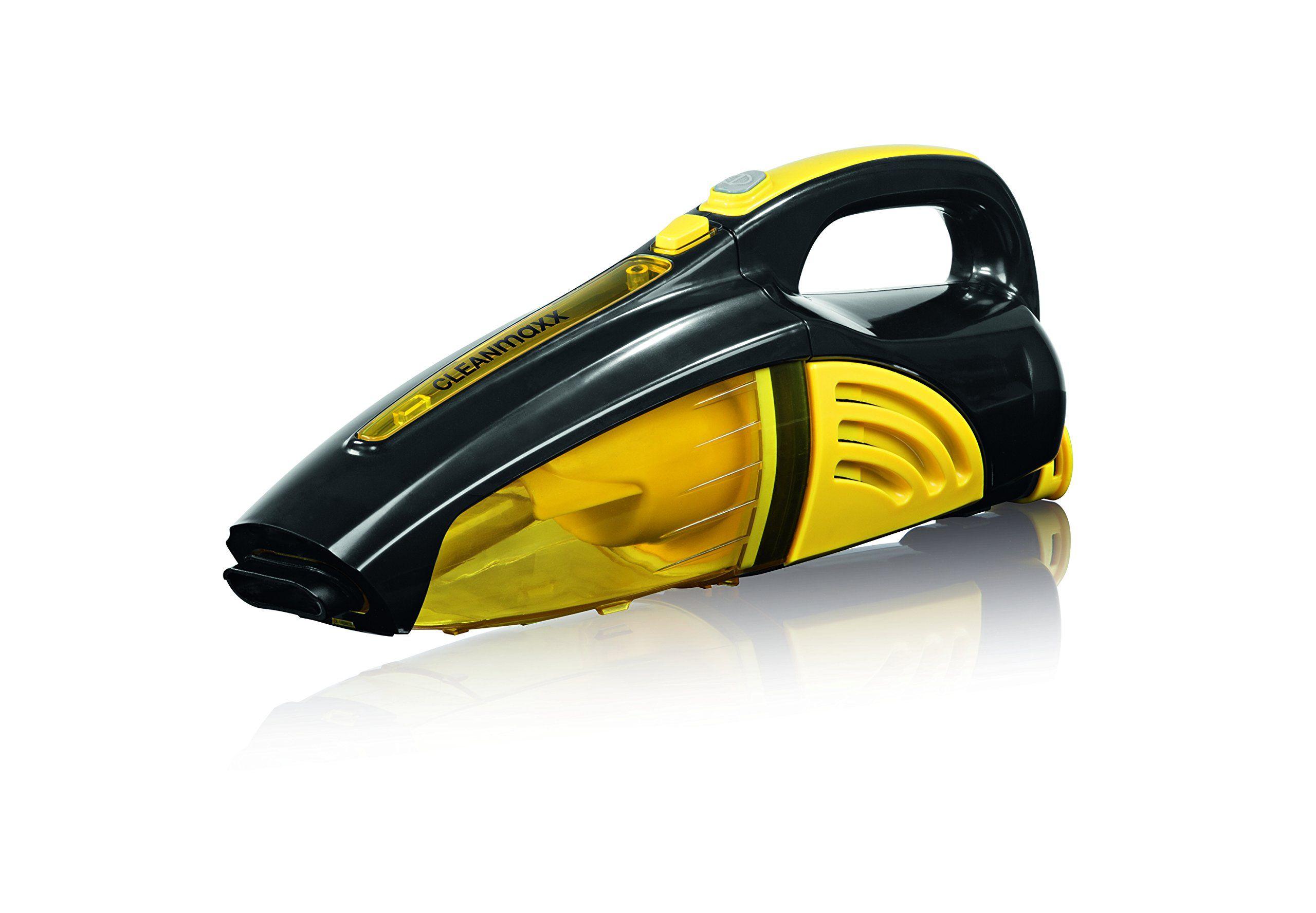 cleanmaxx 00973 batteria di aspirapolvere a mano | bagnato e