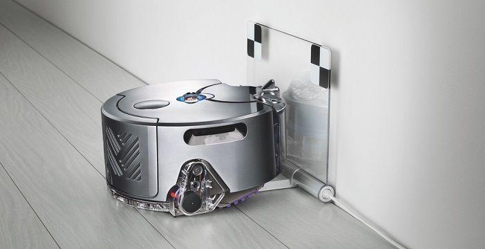 Dyson 360 Eye è il robot aspirapolvere che vede ovunque