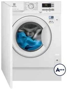 Electrolux EW7F572BI lavatrice Da Incasso Caricamento frontale