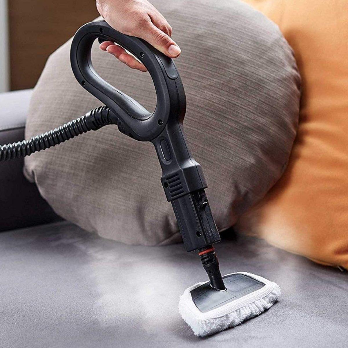 I migliori pulitori a vapore: classifica e guida all'acquisto