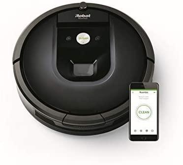 iRobot Roomba 981 Robot aspirapolvere WiFi, Power-Lifting, 2