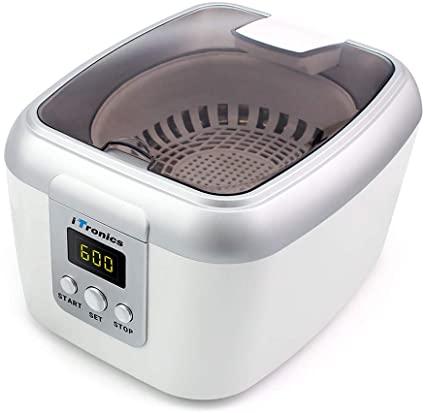 iTronics 600ML Pulitore ad Ultrasuoni Lavatrice ad Ultrasuoni