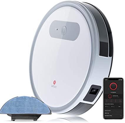 Lefant Robot Aspirapolvere e lavapavimenti, con WiFi