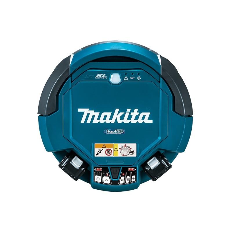 MAKITA Robot aspirapolvere a batteria 18V Li-ion LXT DRC200Z -