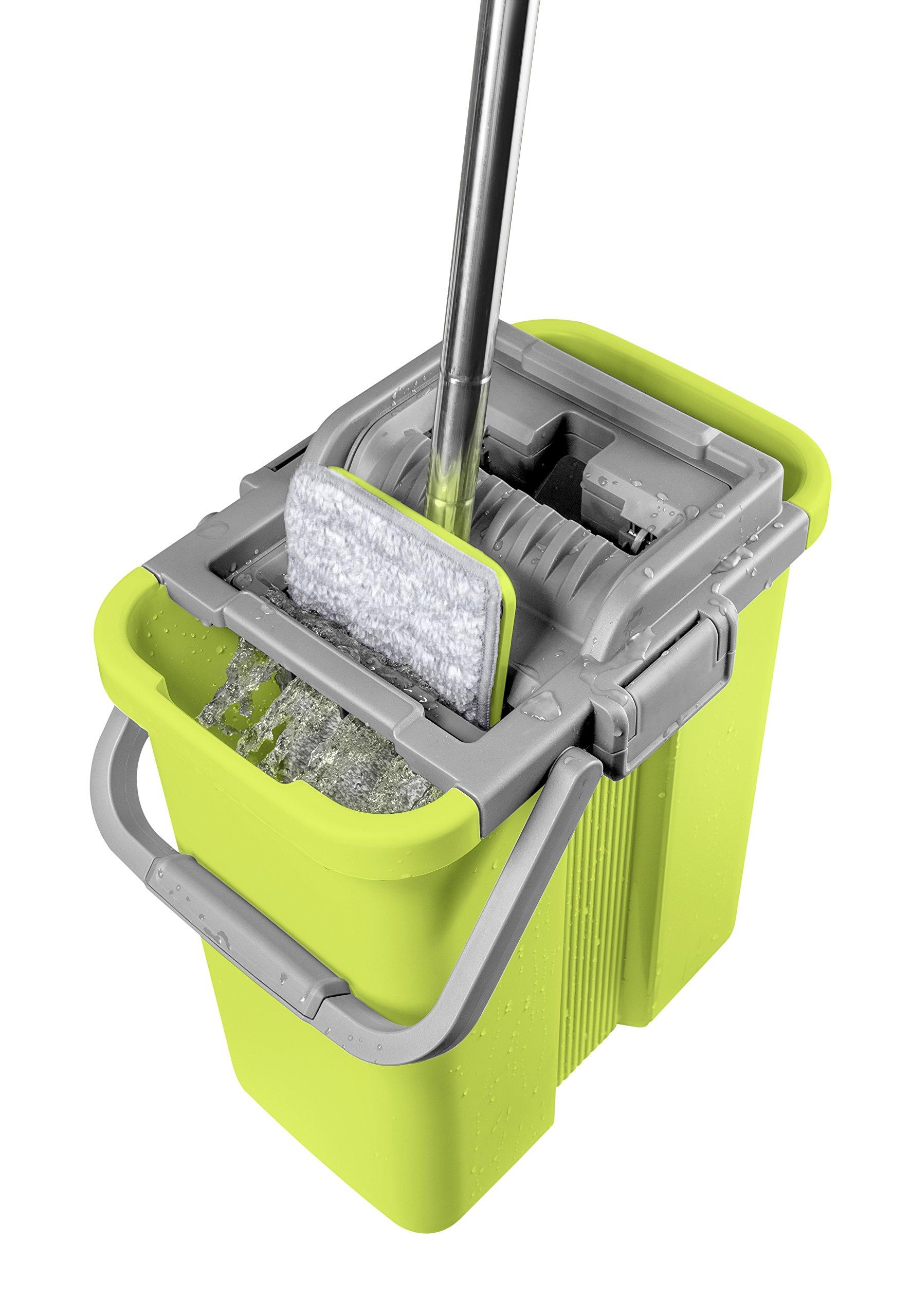 Mocio lavapavimenti Smart Mop Plus | Mocio per pulizia casa con