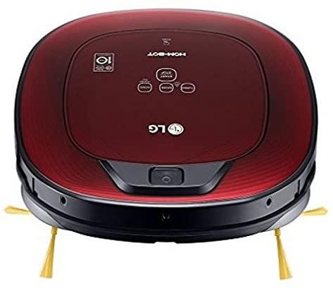 qtimber Robot Aspirapolvere LG VSR8600RR Serie 8 Hombot Turbo A 0