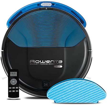 Rowenta RR6971 Smart Force Essential Aqua, Robot Aspirapolvere con