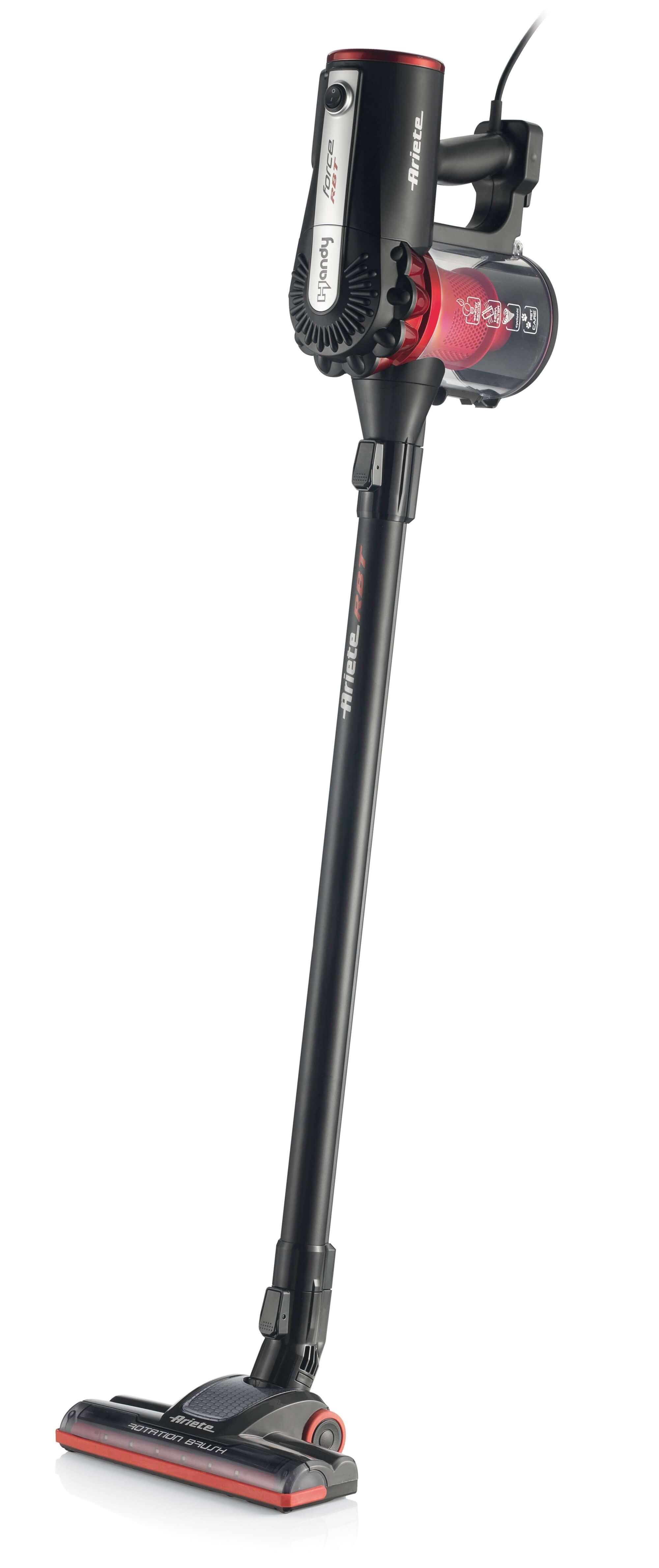 Scopa elettrica con spazzola motorizzata - Handy Force RBT