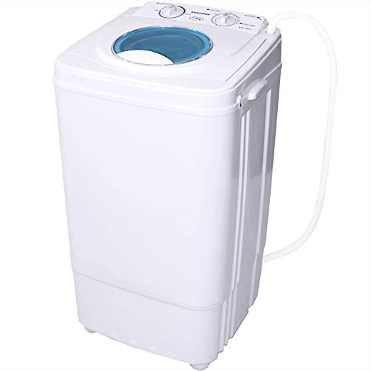 Syntrox Germany A 7 kg una lavatrice con carico da campeggio