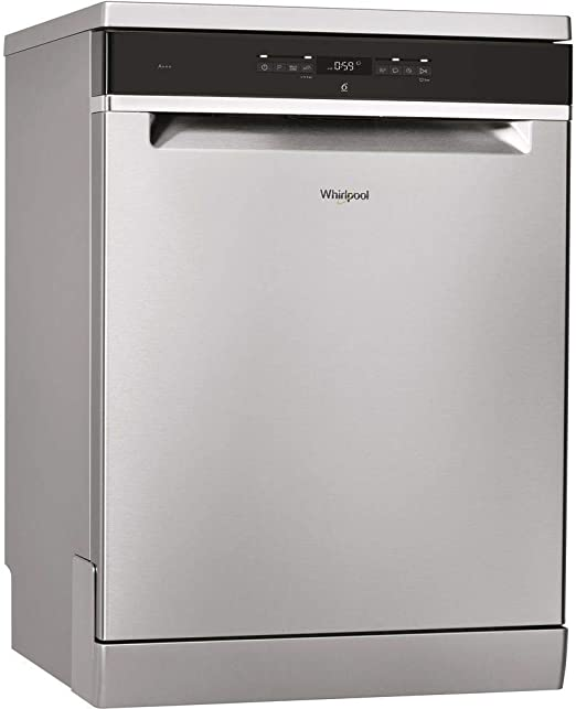 Whirlpool WFO 3T132 X lavastoviglie Libera installazione 14