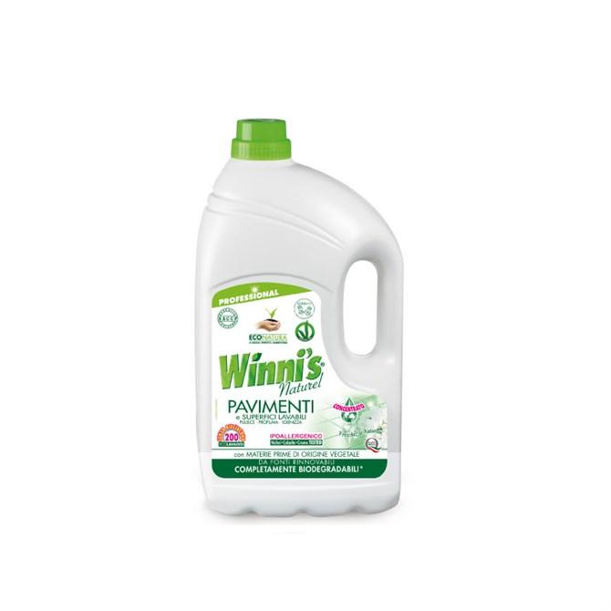 Detergente per Pavimenti Ecologico Winni's 2x5lt