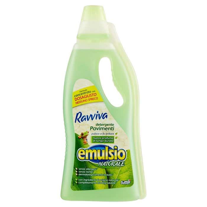 Emulsio Detergente Ravviva Pavimenti Pregiati Essenza   Tigotà