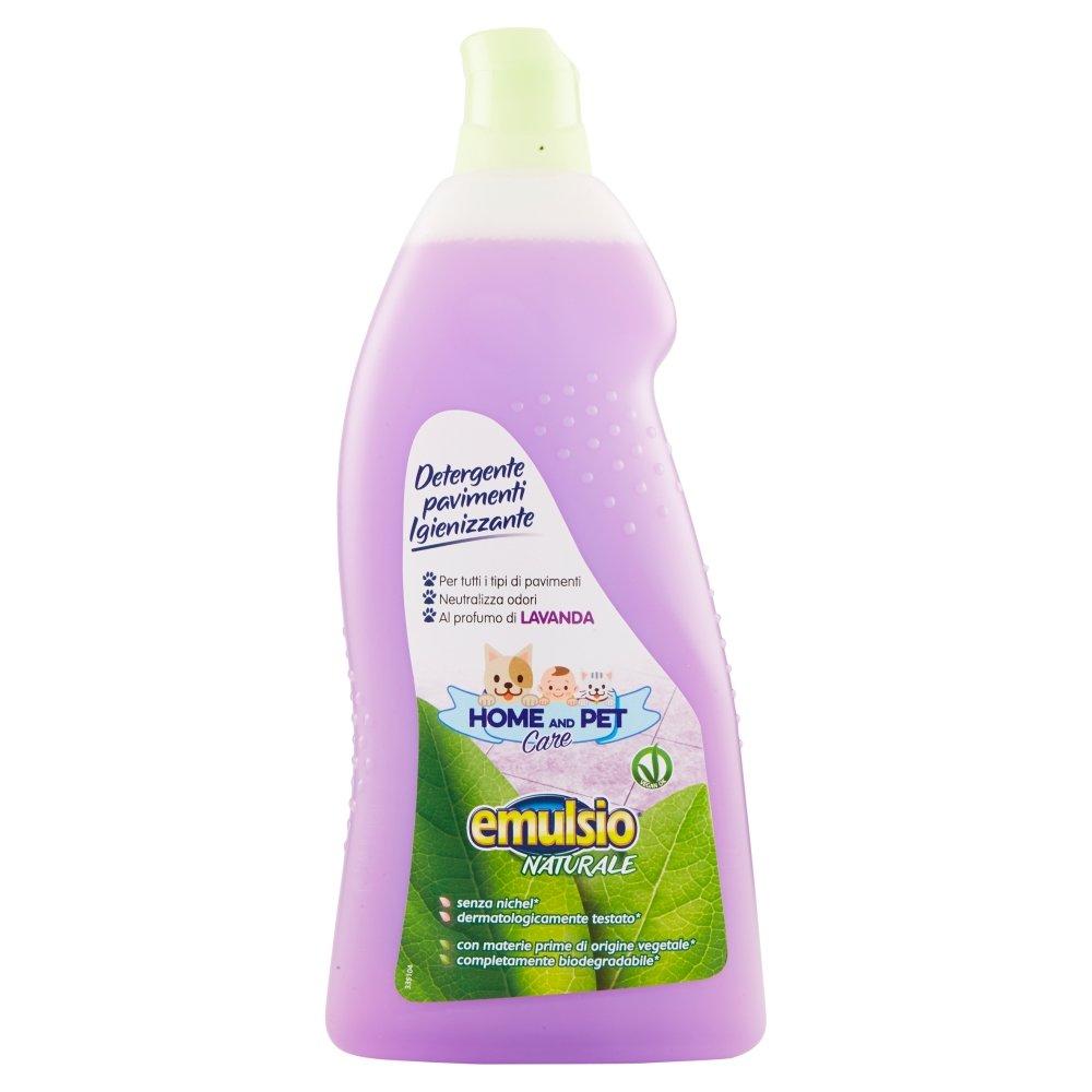 Emulsio Naturale 0268113 Detergente Home and Pet Care Igienizzante