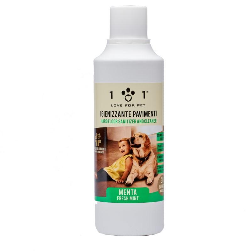 Linea 101 Detergente Pavimenti Menta - Robinson Pet Shop