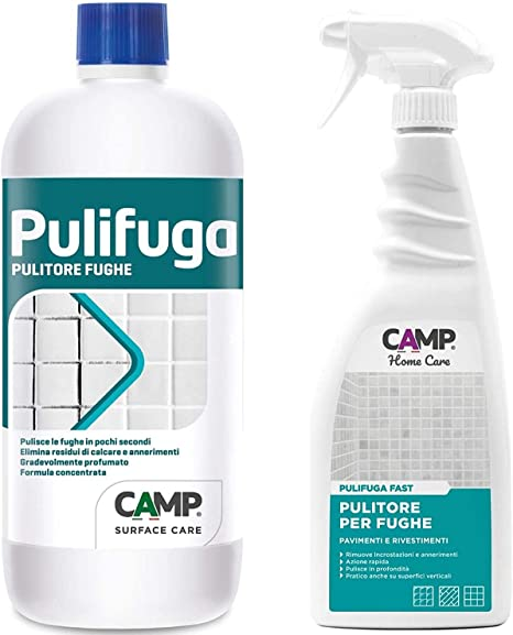 Camp PULIFUGA, Pulitore concentrato in KIT con PULIFUGA FAST