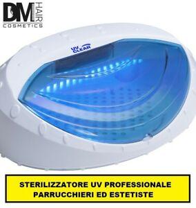 STERILIZZATORE PROFESSIONALE UV CLEAR GERMICIDA BATTERICIDA