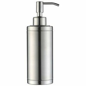 Delle Rosa LAB1-04 - Dispenser per Sapone Liquido, in Acciaio Inox