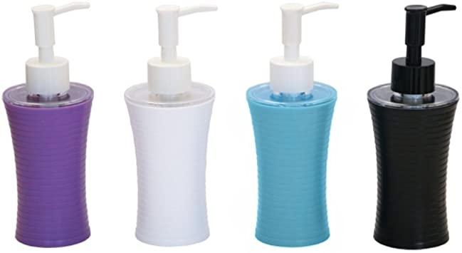 Distributore di sapone di design, dosatore per sapone liquido