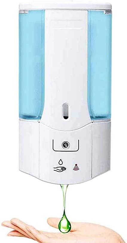ShangSky Dispenser Automatico di Sapone da 400 ml, disinfettante