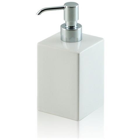 Bottiglioni - Dispenser - Dosatore Di Sapone Quadrato Da Appoggio