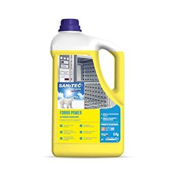 Forno Power - Detergente per Forni Autopulenti