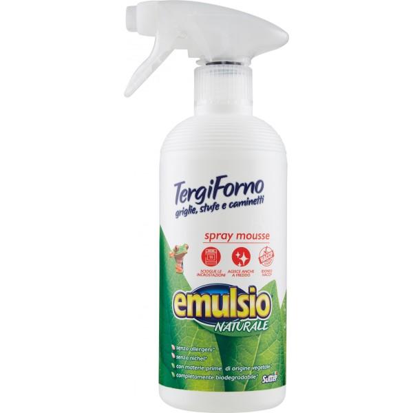 Sutter Tergiforno Detergente Per Forno Spray ml. 500   Visita Cicali